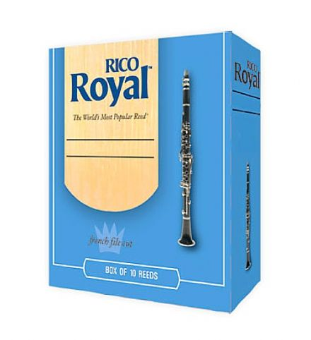 Rico Royal Clarinet Reeds for Bb Clarinet